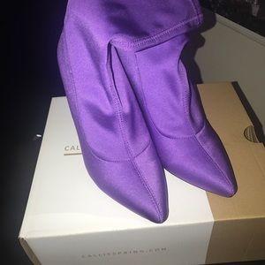 Woman heel boots